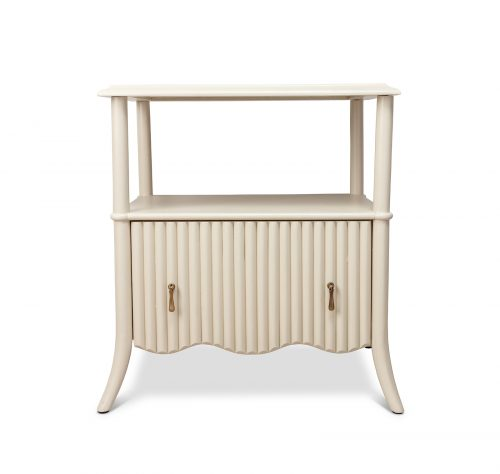Avalon Large Bedside Table