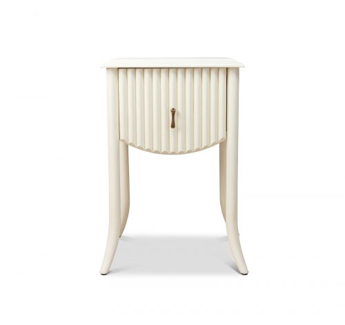 Avalon Petite Bedside Table