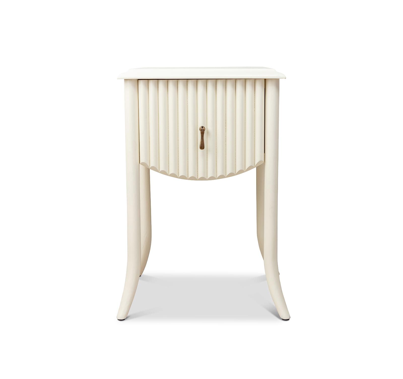 Avalon Petite Bedside Table