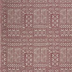 Susan Deliss - Batik - Garnet