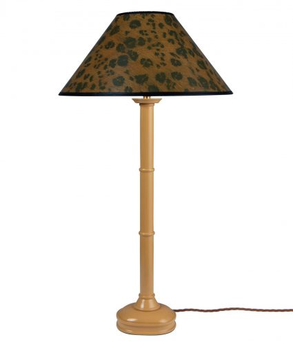 Large Bamboo Lamp