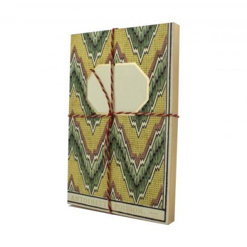 Notebook in Louis XIII