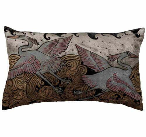Heron Cushion