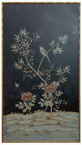 Framed Fromental Panel