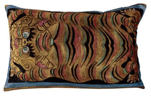 Carpet Tiger Cushion